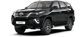 Toyota Fortuner 2.8d AT6 (177 л.с.) 4WD Престиж